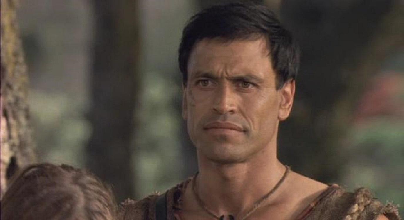 Jonathan Cake as the Emperor Nero in Riverworld (2003)