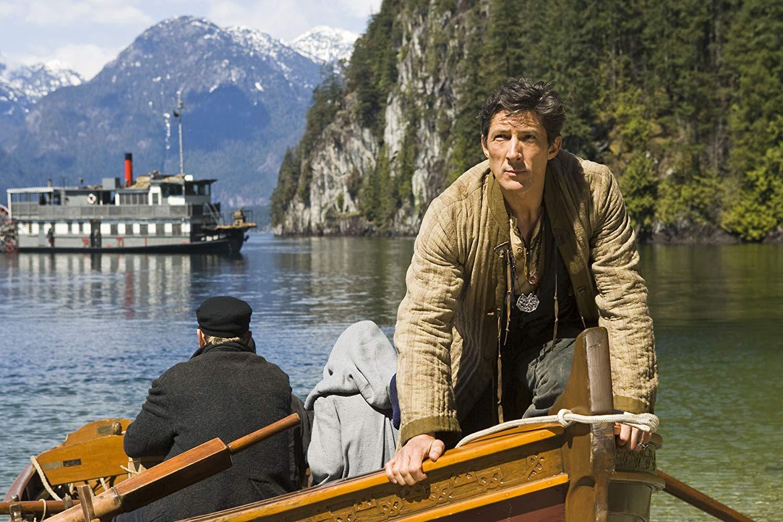 Peter Wingfield as Richard Burton in Riverworld (2010)