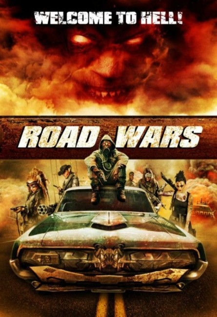 Road Wars (2015) poster