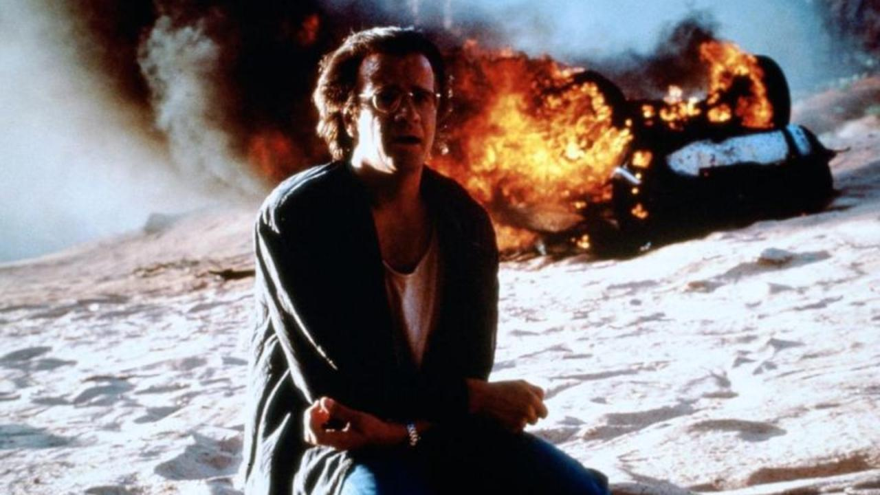 Christopher Lambert in Roadflower (1993)