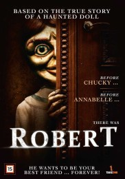 Robert the Doll (2015) poster