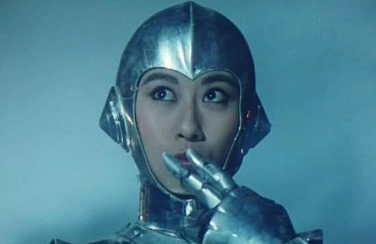 Sally Yeh in Roboforce/I Love Maria (1988)