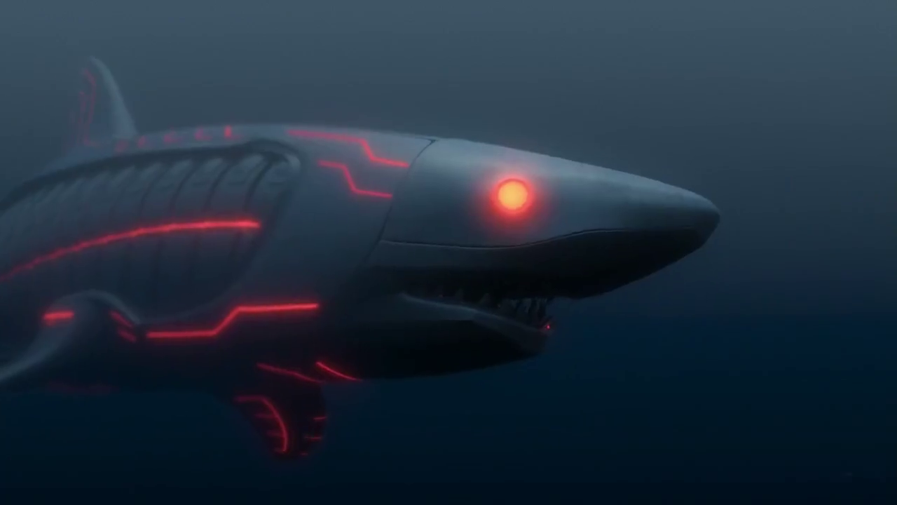 The Roboshark