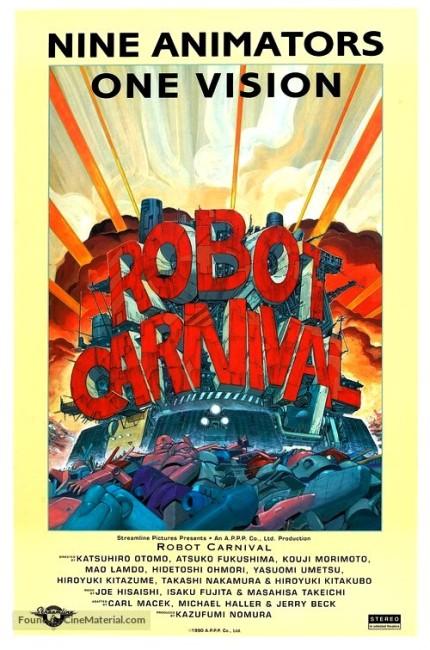 Robot Carnival (1987) poster