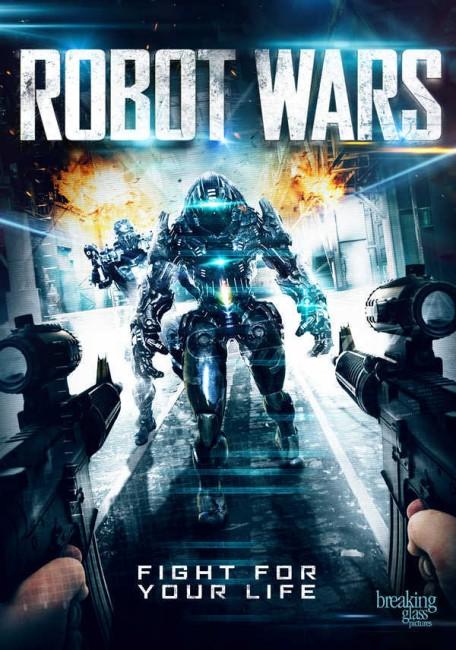 Robot Wars (2016) poster