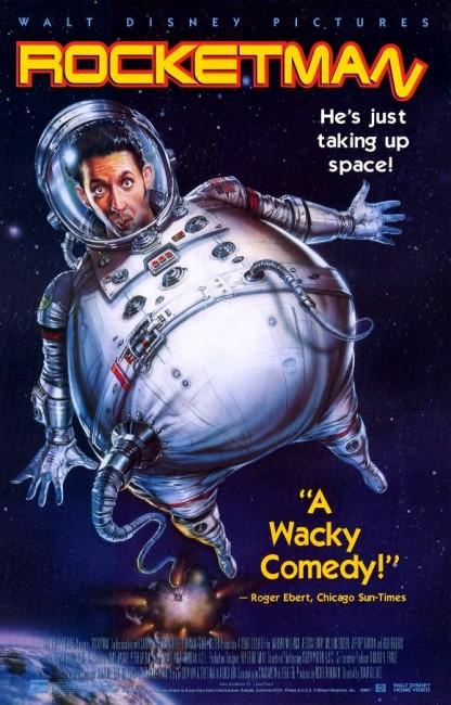 RocketMan (1997) poster