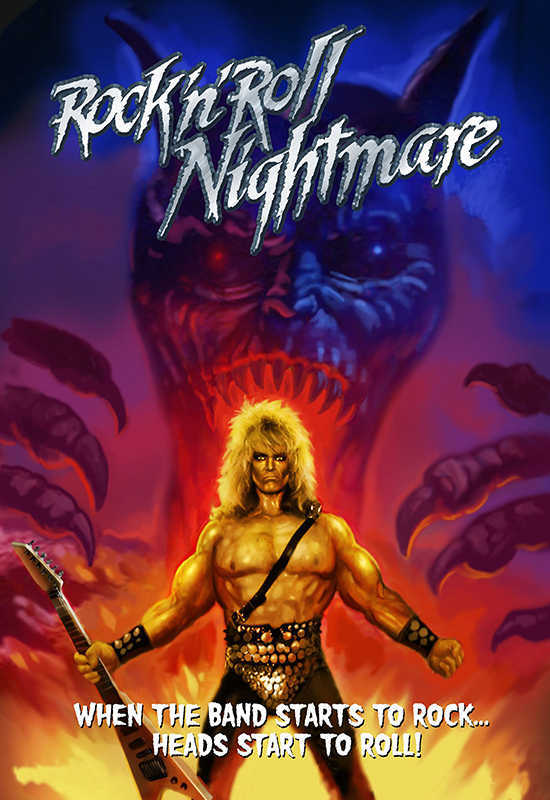 Rock;n;Roll Nightmare (1987) poster