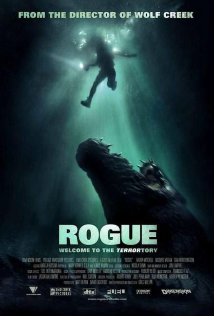 Rogue (2007) poster