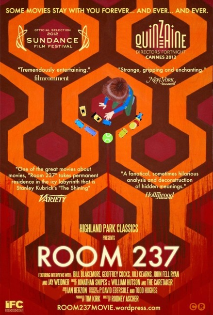 Room 237: Being an Inquiry Into The Shining in 9 Parts (2012) poster