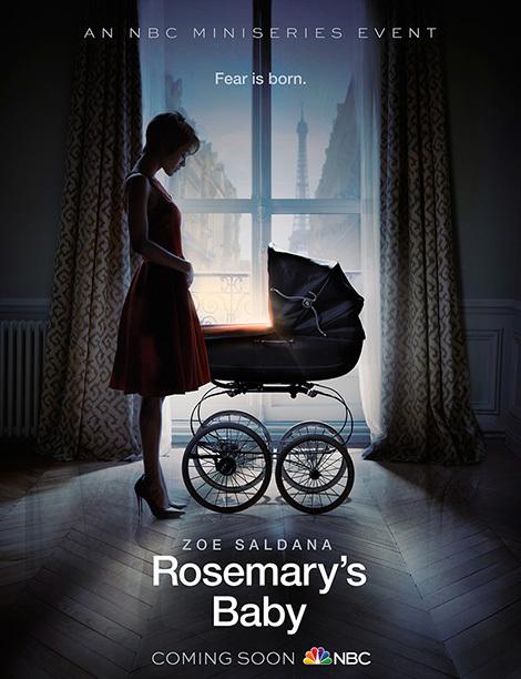 Rosemary's Baby (2014) poster