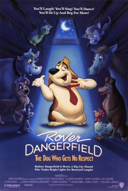 Rover Dangerfield (1991) poster