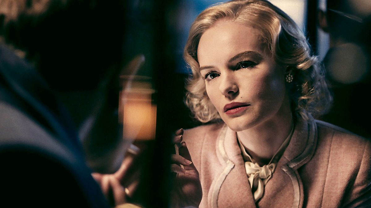 Kate Bosworth as American journalist Barbara Barga in SS-GB (2017)