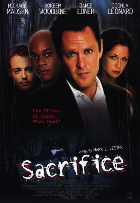 Sacrifice (2000) poster