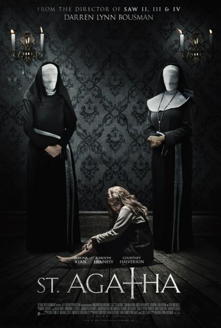 Saint Agatha (2018) poster