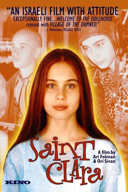 Saint Clara (1996) poster
