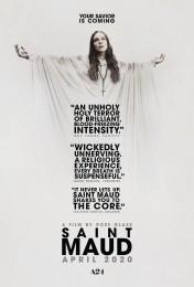 Saint Maud (2019) poster