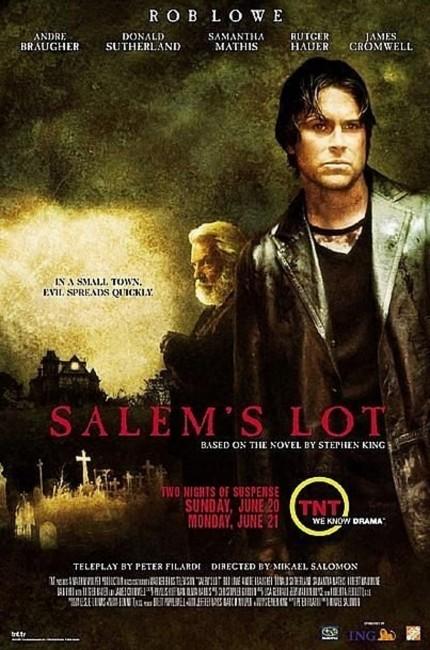 'Salem's Lot (2004) poster
