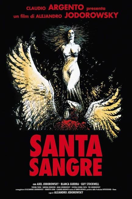 Santa Sangre (1989) poster