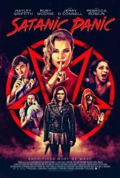 Satanic Panic (2019) poster