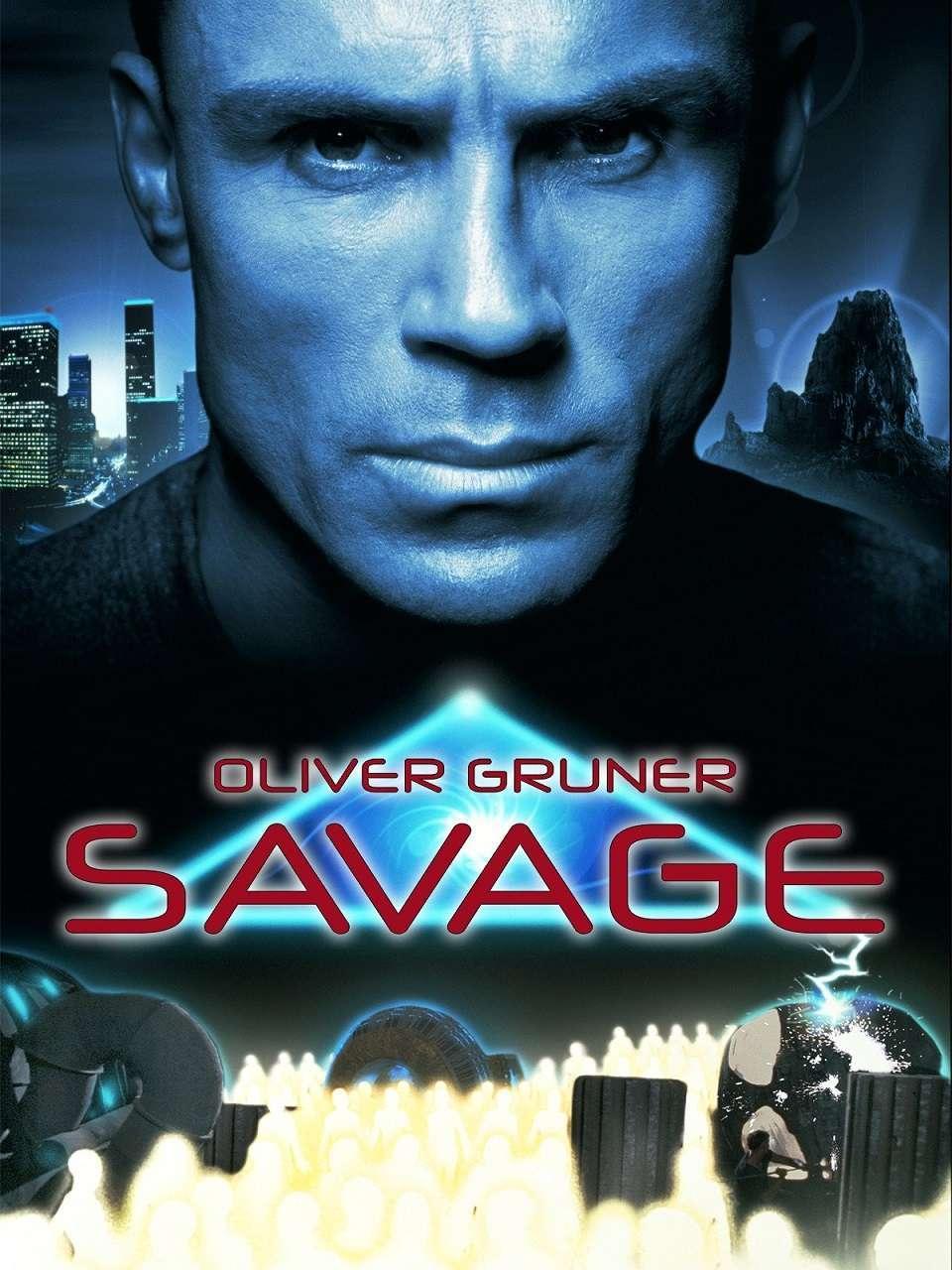 Savage (1995) poster