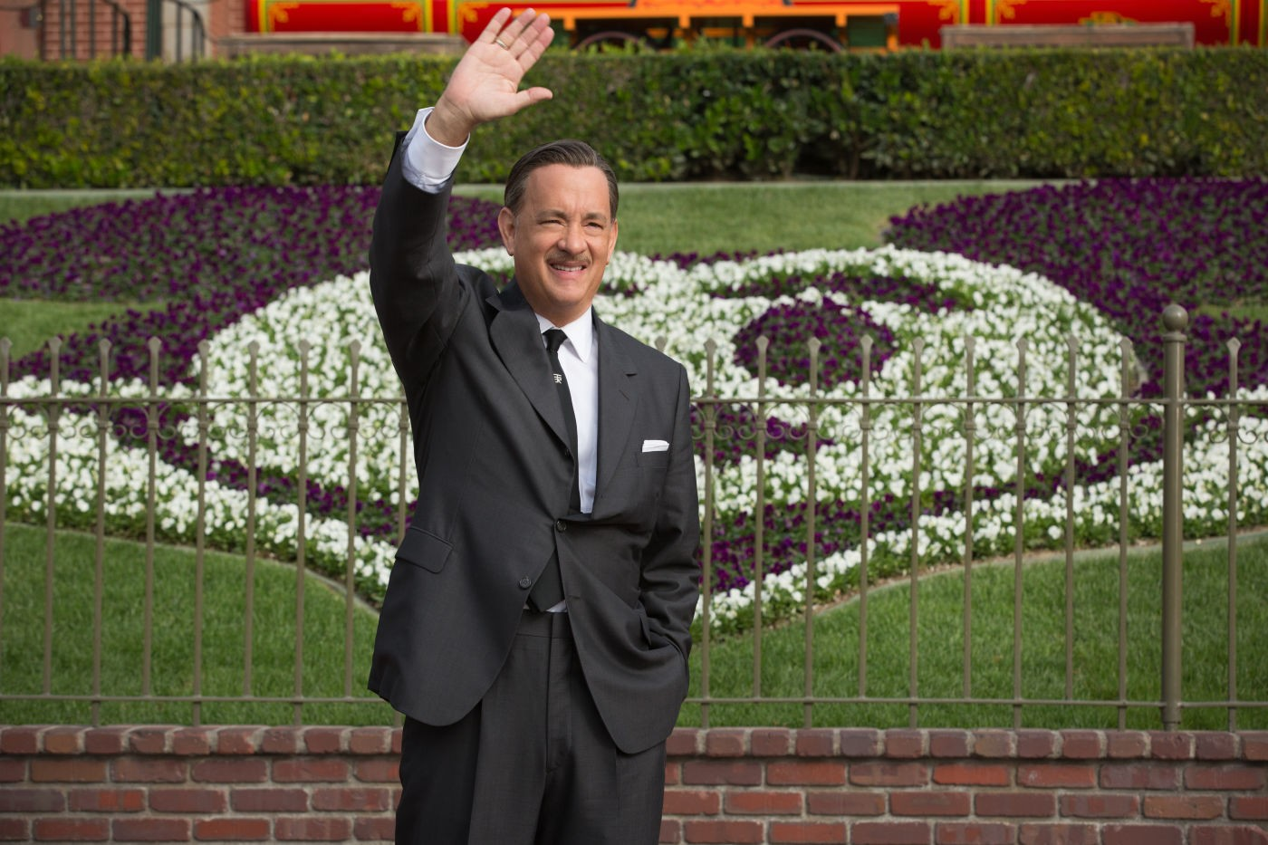 Tom Hanks as Walt Disney in Saving Mr Banks (2013)