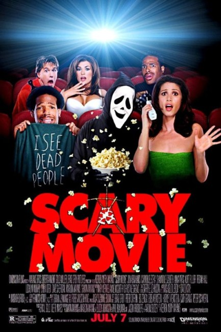 Scary Movie (2000) poster