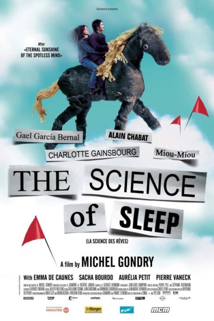 The Science of Sleep (2006) poster