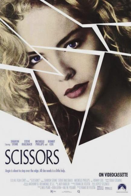 Scissors (1991) poster