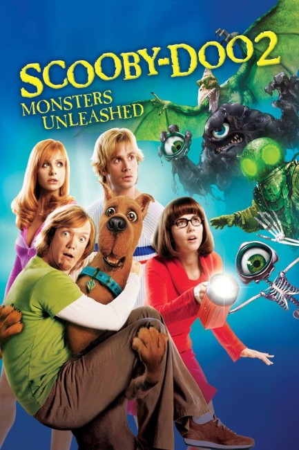 Scooby Doo 2 Monsters Unleashed (2004) poster