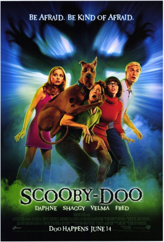 Scooby Doo 2002 Moria