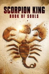 Scorpion King: Book of Souls (2018) poster