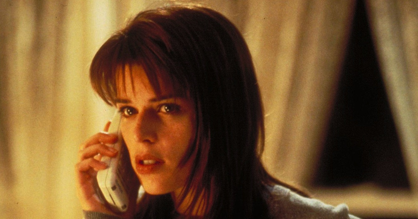 Neve Campbell as Sidney Prescott in Scream (1996)