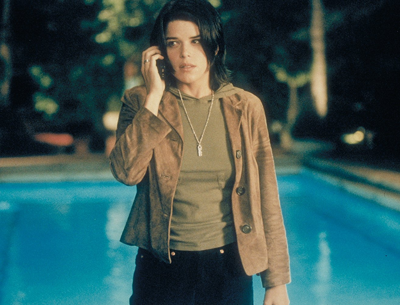 Neve Campbell returns as Sydney Prescott in Scream 3 (2000)