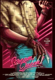 Scream Queen! My Nightmare on Elm Street (2019) poster