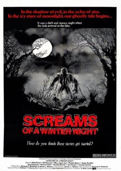 Screams of a Winter Night (1979) poster