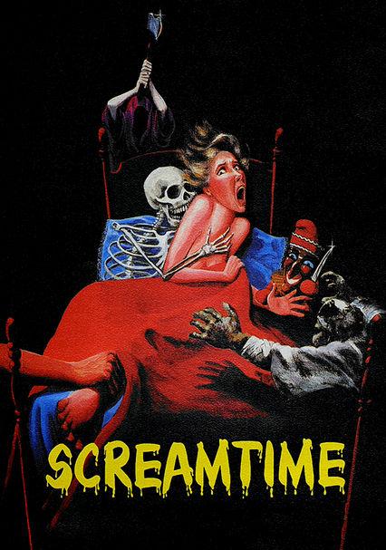 Screamtime (1983) poster