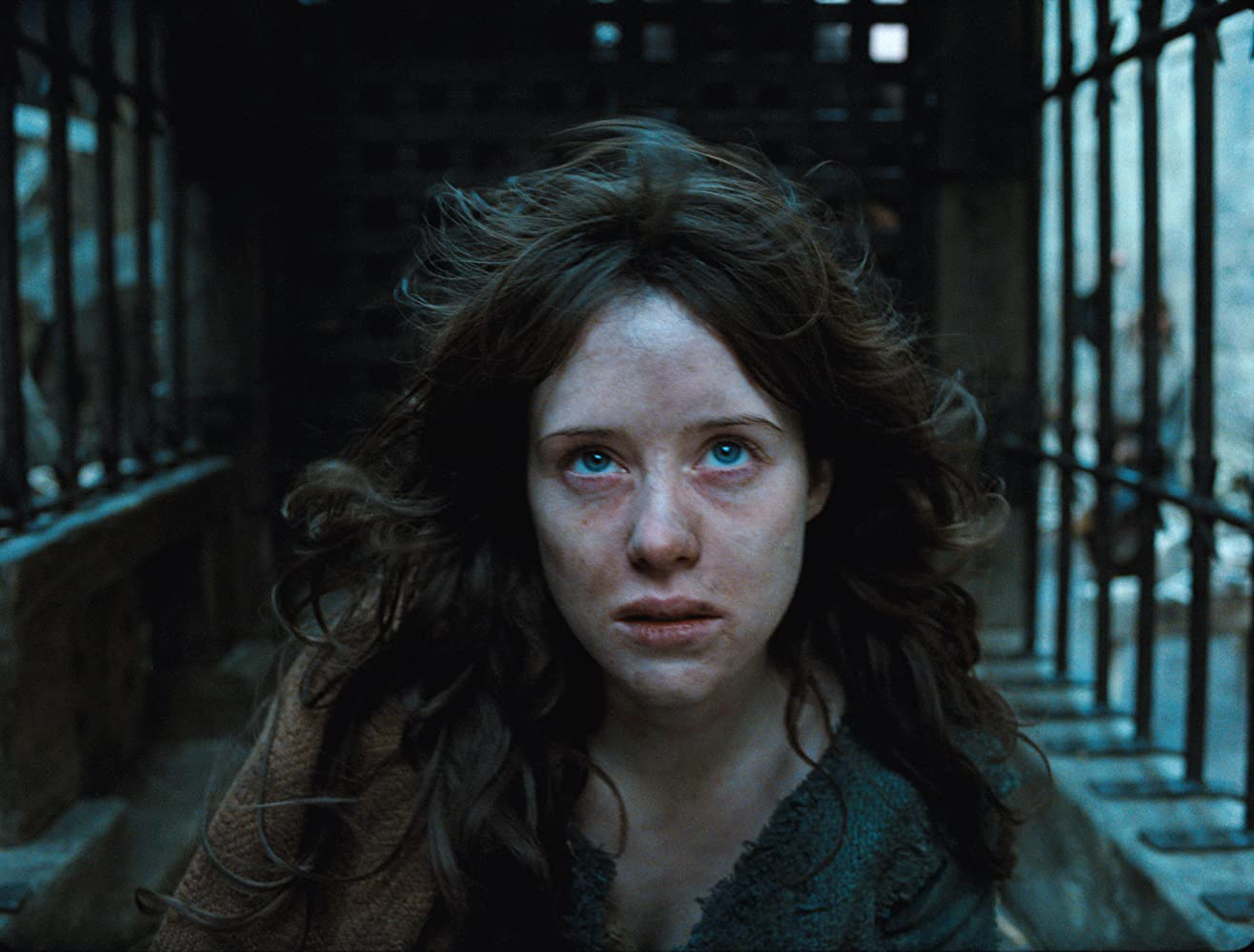 Claire Foy as The Witch in Season of the Witch (2011)