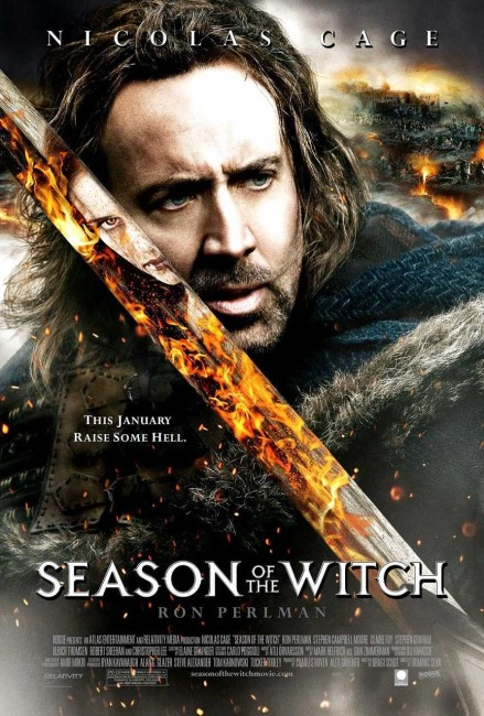 Season of the Witch (2011) poster