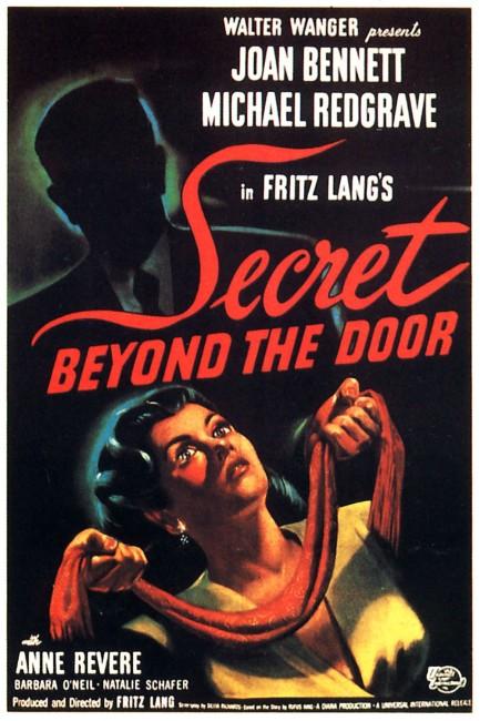 Secret Beyond the Door (1948) poster