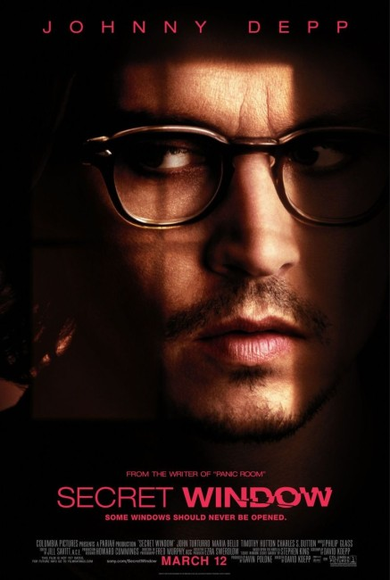 Secret Window (2004) poster