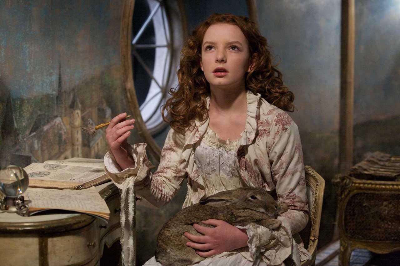 Dakota Blue Richards as Maria Merryweather in The Secret of Moonacre (2008)