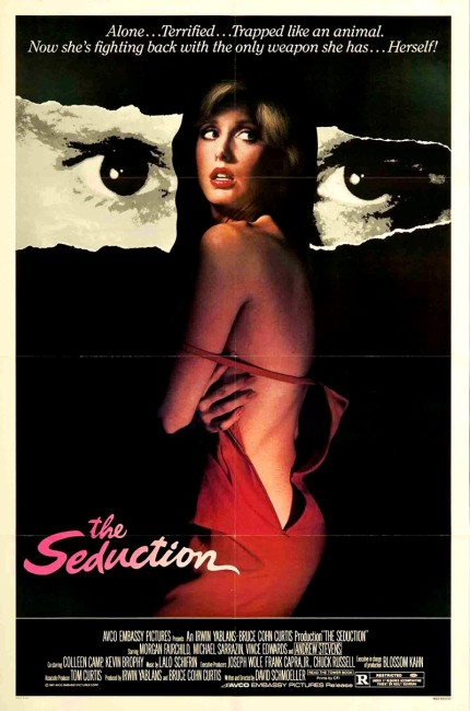 The Seduction (1982) poster