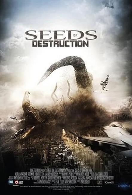 Seeds of Destruction (2011) poster