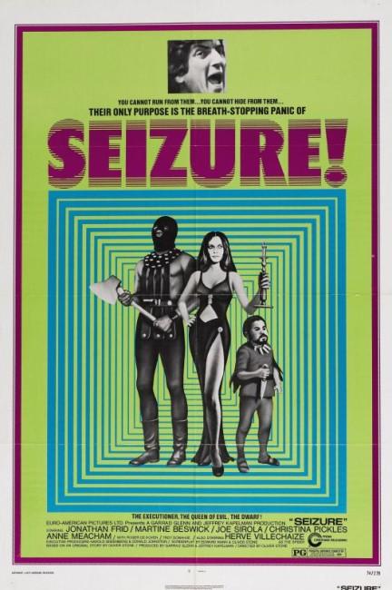 Seizure (1974) poster