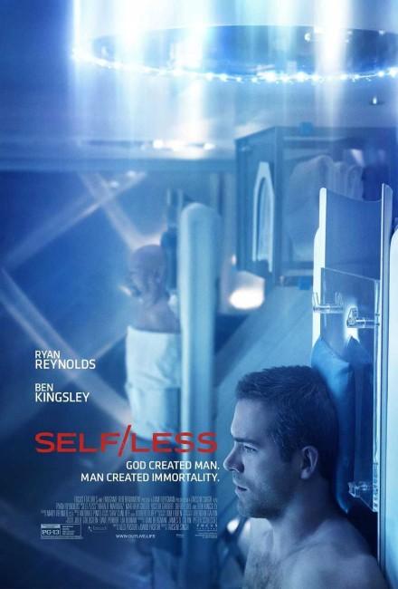 Self/less (2015) poster