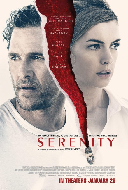 Serenity (2019) poster