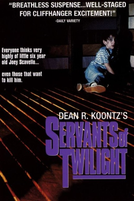 Servants of Twilight (1991) poster