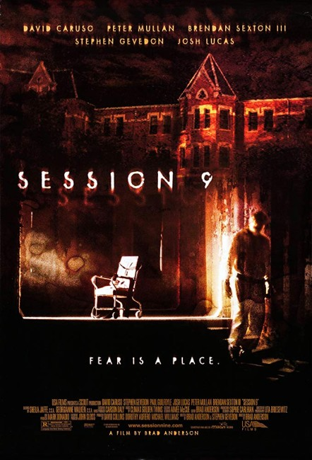 Session 9 (2001) poster