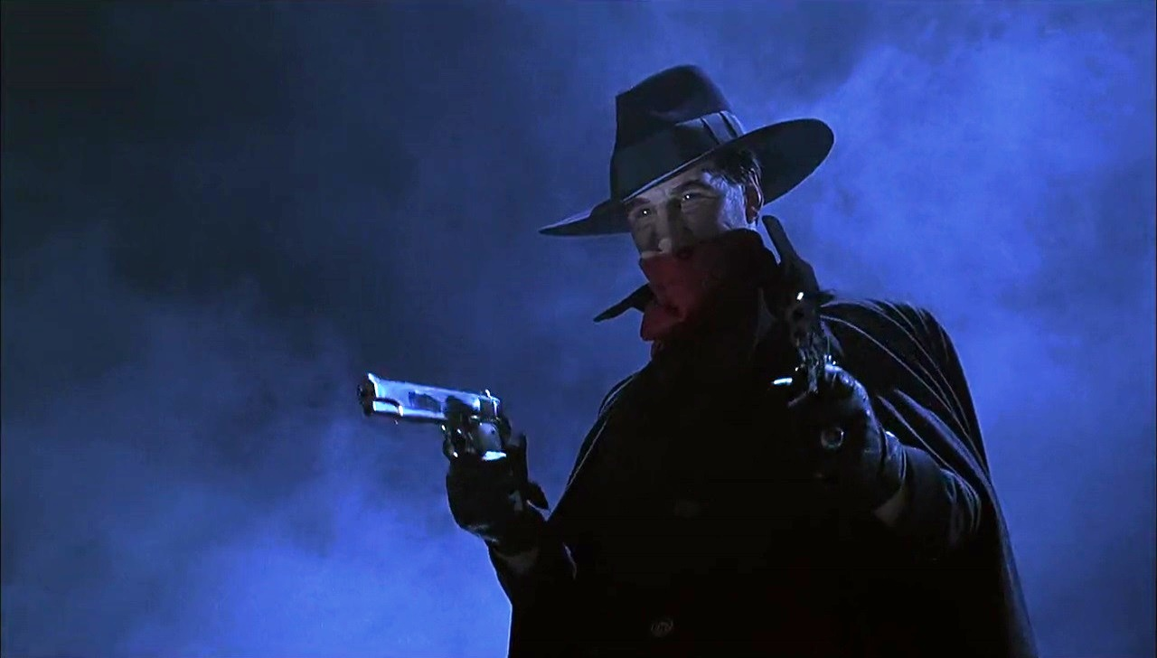 Alec Baldwin as The Shadow (1994)