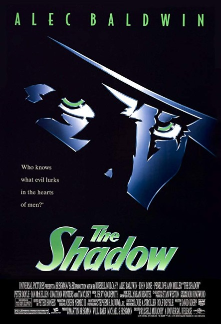 The Shadow (1994) poster